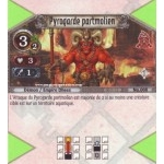 Produit N°10965 : 008 - Commune -  Pyrogarde partmolien [Biolith Rebellion - Cartes The Eye of judgment]