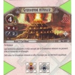 009 - Peu Commune -  Granvenoa mineure [Biolith Rebellion - Cartes The Eye of judgment]