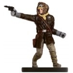 08 - Han Solo of Hoth [Star Wars Miniatures - The Force Unleashed]