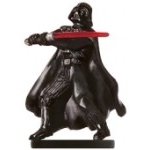 32 - Darth Vader, Unleashed [Star Wars Miniatures - The Force Unleashed]