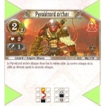 113 - Commune - Pyrolézard archer [Biolith Rebellion 2 - Cartes The Eye of judgment]
