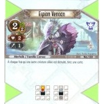 130 - Peu Commune - Espion Venoan [Biolith Rebellion 2 - Cartes The Eye of judgment]