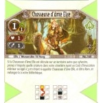 160 - Commune - Chasseuse d'âme Elfe [Biolith Rebellion 2 - Cartes The Eye of judgment]