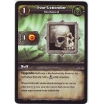 77 - Fear Generator [Cartes WOW miniatures]