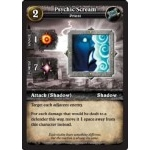 31 - Psychic Scream [Cartes WOW miniatures]