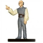 Produit N�13546 : 33 - Lobot, Computer Liaison Officer [Star Wars Miniatures - Imperial Entanglements]