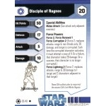 20 - Disciple of Ragnos [Star Wars Miniatures - Jedi Academy]