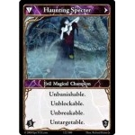 122 - Haunting Specter [Set 1 - Cartes Epic]