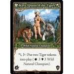 150 - Kava, Queen of the Tigers [Set 1 - Cartes Epic]