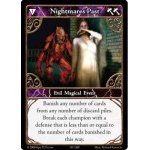 191 - Nightmares Past [Set 1 - Cartes Epic]