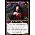 282 - Unquenchable Thirst [Set 1 - Cartes Epic]