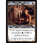 290 - Weapon of Lore [Set 1 - Cartes Epic]