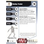 Produit N�15389 : 38 - Rodian Trader [Star Wars Miniatures - Galaxy at War]