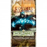 Produit N°15625 : Worldwake -  Booster de 15 Cartes Magic - (En Français)