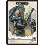Token/Jeton - Magic 2012 - Soldat