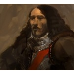 084 - Amiral Stephan Dupuy (Crew) - Pirates of the Crimson Coast