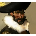 059 - El Duque Rafael de Moreno y Rivera (Crew) - Pirates of the Crimson Coast