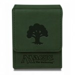 Deck Box Ultra Pro - Flip Box aimantée mate - Vert Foret - ACC