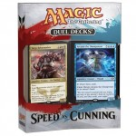 Duel Decks : Speed vs. Cunning - Rouge/Blanc/Bleu - (EN ANGLAIS)