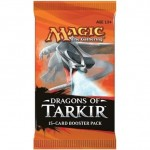 Dragons of Tarkir / Dragon de Tarkir - Booster de 15 cartes Magic - (EN ANGLAIS)