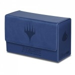 Deck Box Ultra Pro - Double Flip - Mana Bleu Ile - ACC
