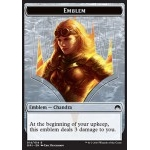 Token/Jeton - Origines - Embleme de Chandra