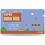 Tapis De Jeu Ultra Pro - Playmat - Super Mario : Level 1-1 - ACC