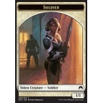 Token/Jeton - Origines - Soldat