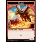 Token/Jeton - Dragons De Tarkir - Dragon