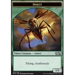 Token/Jeton - Magic 2015 - Insecte
