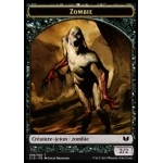 Token/Jeton - Commander 2015 - Double :zombie/germe
