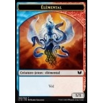 Token/Jeton - Commander 2015 - Double :Elemental/Changeforme