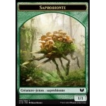 Token/Jeton - Commander 2015 - Double :Saprobionte/Serpent