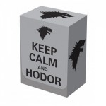 Deck Box Legion - Keep Calm & Hodor - BOX033 - ACC