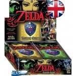 Produit N°24149 : The Legend of Zelda - Boite de 24 boosters - (en anglais)