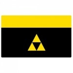 Tapis De Jeu Legion - Playmat - Triforce - ACC