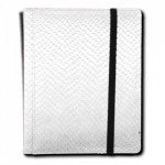 Portfolio Legion - A5 Dragonhide Binder 4 Cases - Blanc - Acc