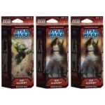 Booster Star Wars Miniatures - Jedi Academy