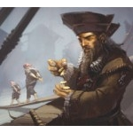 107 - Pension (Treasure) - Pirates of the South China Seas