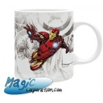 "MARVEL - Mug/Tasse - 320 ml - ""IRON MAN Classic"""