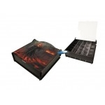 Box e-Raptor - Trading Card Storage Ultimate Box - Fire Revenant - ACC