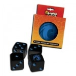 Legion - 9x D6 Dice Tin - Iconic Water - ACC