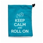 Ultra Pro - Sac à dés - Keep Calm - ACC
