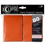 80 pochettes Ultra Pro - Orange - Eclipse - ACC
