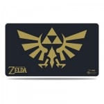 Tapis De Jeu Ultra Pro - Playmat - The Legend Of Zelda - Black and Gold - ACC