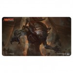 Tapis De Jeu Ultra Pro - Playmat - L'Age de la Destruction - Dieu Rouge/Noir Scorpion - Acc