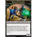 Token/Jeton - L'age de la destruction - Khenra resistant