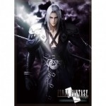 60 Protèges Cartes Square Enix - Final Fantasy - Sephiroth - Acc