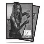 50 Pochettes Ultra Pro - The Walking Dead - Michonne - ACC