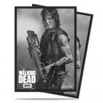 50 Pochettes Ultra Pro - The Walking Dead - Daryl - ACC